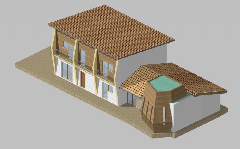 Casa e Sala degustazione